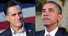 Romney Obama thb Second presidential debate closer to a draw