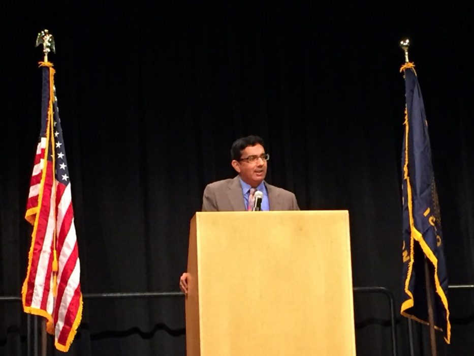2016 Freedom Rally_Dinesh D'Souza