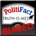 PolitiFact-Biased