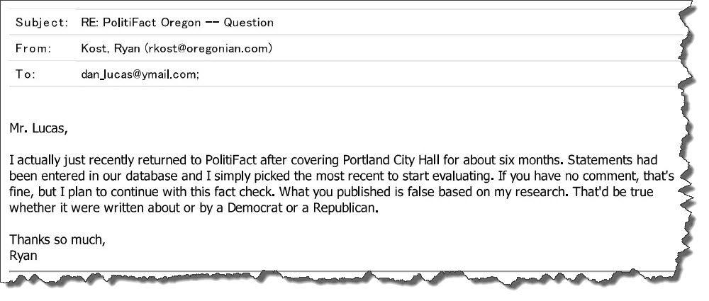PolitiFact email 2b