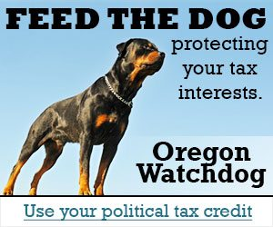 Oregon Watchdog Feed the Dog