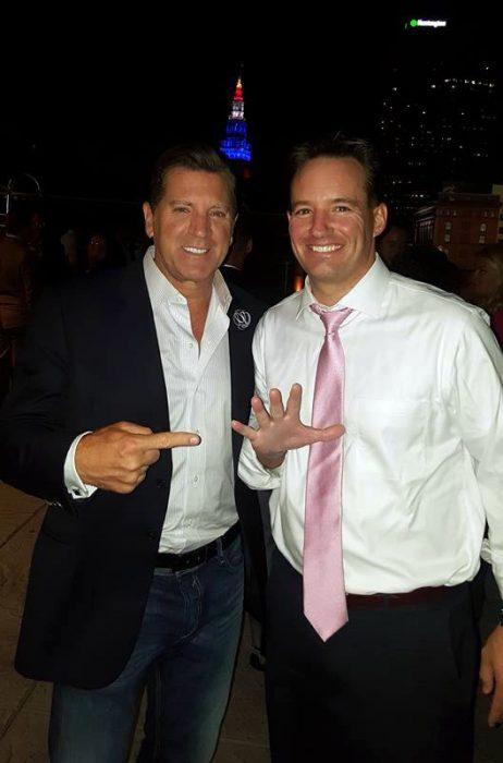 Dan Mason with Fox News' Eric Bolling