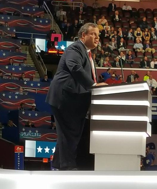 RNC 2016_Gov Chris Christie
