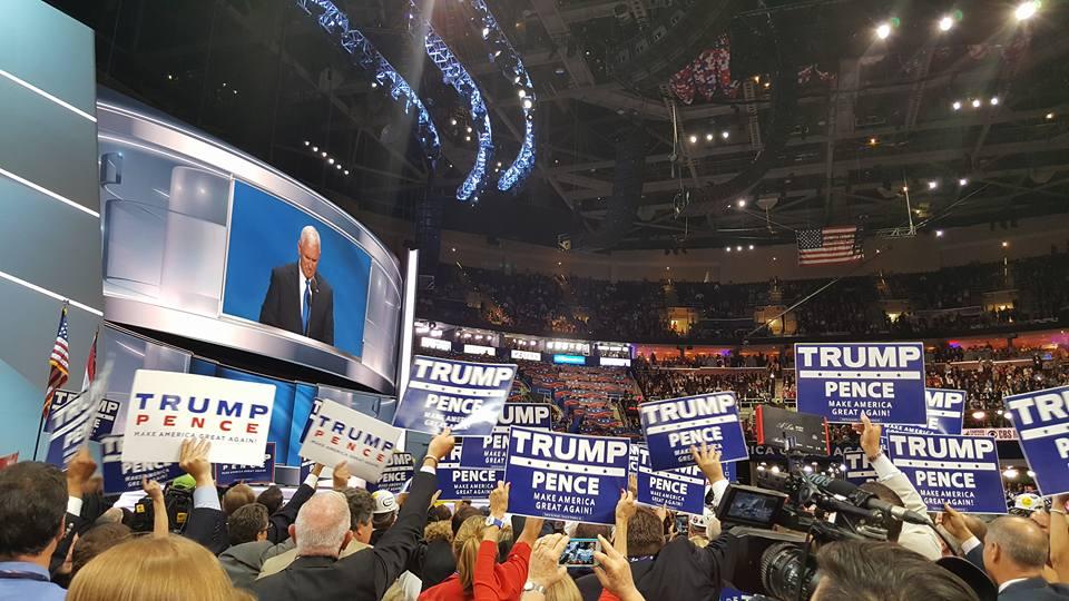 RNC 2016_Gov Mike Pence