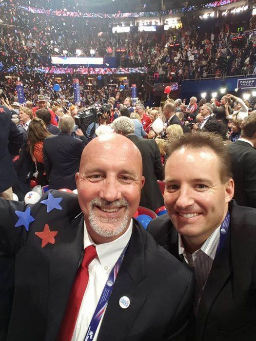 RNC 2016_Rep Bill Post & Dan Mason 2