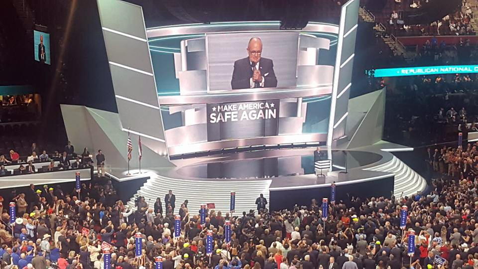 RNC 2016_Rudy Giuliani